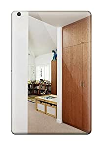 Sarah deas's Shop High-quality Durability Case For Ipad Mini 2(white Contemporary Kid8217s Bedroom With Wood Closet 038 Colorful Coat Hooks)