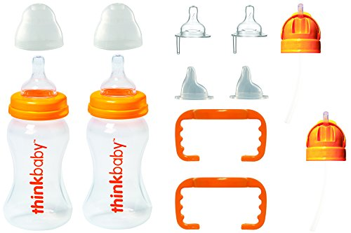 Thinkbaby All-In-One Baby Care Set (Feeding Set Thinkbaby Free)