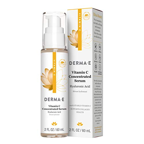 DERMA E Vitamin C Concentrated Serum 2oz