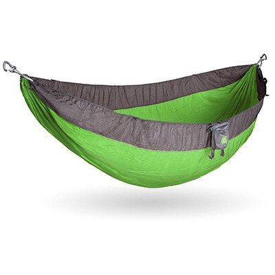 KAMMOK Roo Camping Hammock (Zilker Green) - The World's Best Camping Hammock