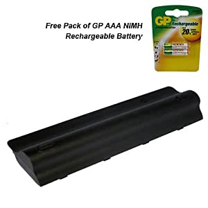 HP Pavilion DV6T-6100 Laptop Battery - Premium Powerwarehouse Battery 9 Cell
