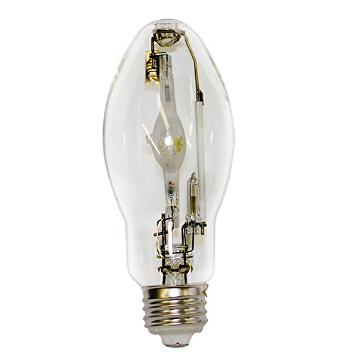 Philips 137521 MH150/U/M/PS 150 95v BD17 M102/E 4000k Medium Base E26 Metal Halide Pulse Start HID Light Bulb Medium Base E26