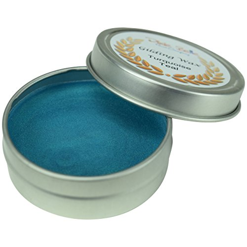 Dixie Belle Paint Company Gilding Wax (Turquoise Teal)