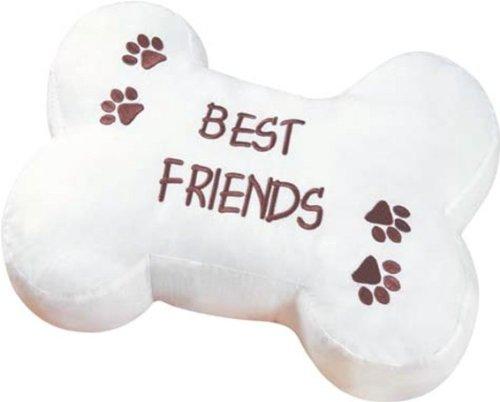 """12"""" x 16"""" Saying Pillow, Best Friends"""