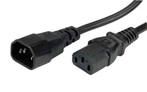 2 opinioni per VALUE Cavo collegamento dispositivi nero, 3,0m