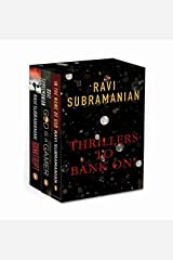 Thrillers to Bank On (BoxSet) Hardcover