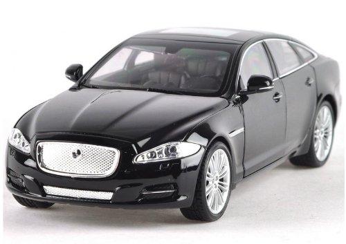 Welly 1 24 Jaguar Xj Diecast Model Car Black Buy Online In Ksa