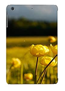 Awesome Design Meadow Flower Hard Case Cover For Ipad Mini/mini 2(gift For Lovers)