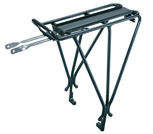 Topeak Explorer Bicycle Rack with Disc Brake (Topeak Mtx Rear Basket)