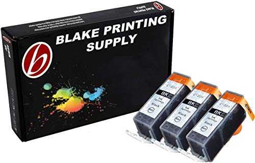 3 Pack Compatible Canon PGI-220 3 Big Black for use with Canon PIXMA Ip3600, PIXMA Ip4600, PIXMA Ip4700, PIXMA MX860, PIXMA MX870. PIXMA Ip 3600, PIXMA Ip 4600, PIXMA Ip 4700, PIXMA MX 860, PIXMA MX 870.. Ink Cartridges for inkjet printers. PGI 220BK , PGI-220 BK , PGI-220BK , PGI220BK © Blake Printing Supply -