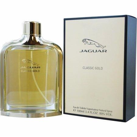 Jaguar Classic Gold EDT Spray (Tester) - Classic Gold Body Spray