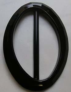 gürtelschließe Negro Puente ancho 40mm