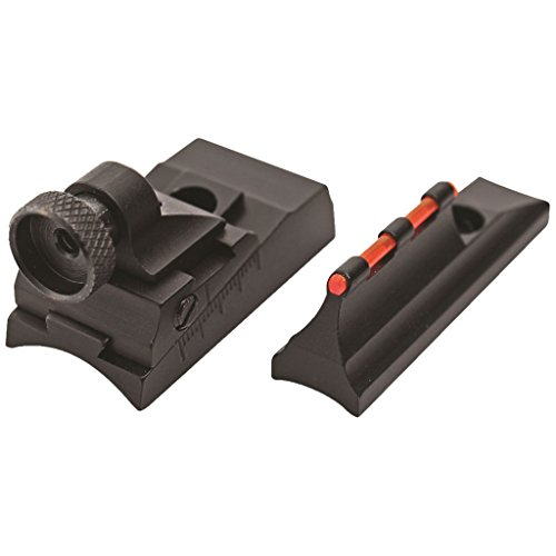 Traditions Peep Sight Non-Tapered Black