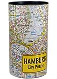 Stadtplan Hamburg - City Puzzle - Souvenir