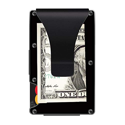 Aluminum Metal Wallet Blocking Minimalist product image