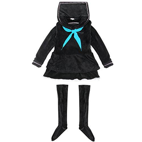 BIBILAB sailor moon BOKUSERA costume M size men's room pajamas BLACK Msize (Wiz Live Costumes)