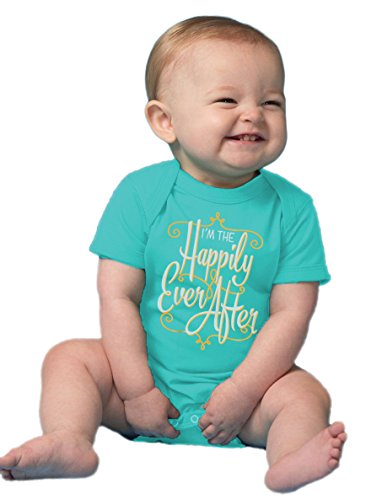 I'm the Happily Ever After | Cute Baby Shower Shirt, Infant One Piece