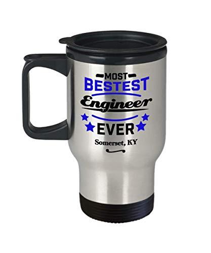 Funny Travel Mug For Engineers: