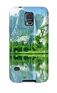 high-ranking Screensaver Heavy-duty Protection Case For Galaxy S5
