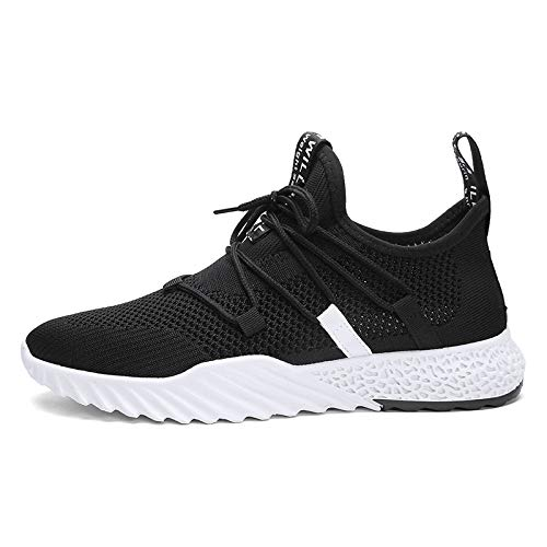 SSLOPY& 2019 New Colorful Sneakers Men Ribbon Letters Casual Shoes Man Mesh Tenis Mixed Colors Trainers Walking Footwear White 10]()