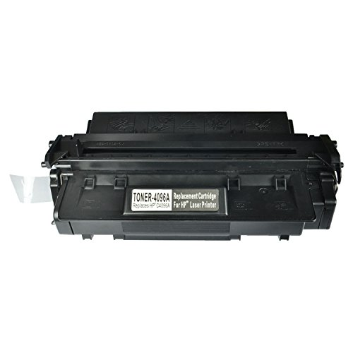 NineLeaf Compatible C4096A 96A Laser Toner Cartridge High Yield Replacement for LaserJet 2100 2100m 2100se 2100tn 2100xi 2200 2200d 2200dn 2200dse 2200dt 2200dtn Printer (Black,1 Pack)