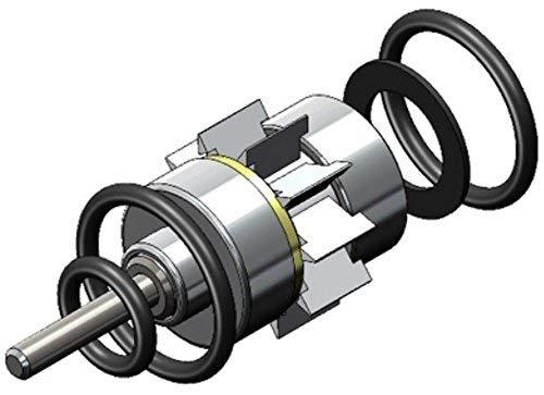 Bien Air - Bien Air Lab TD 783 / TDS 890 // Jelenko Carv-aire Turbine Cartridge/Radial Bearings/Ceramic/ Clinic Pack Lot of 6