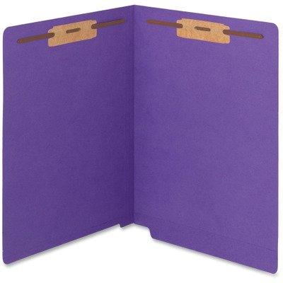 SMD25550 - Smead Watershed/CutLess End Tab Fastener Folders