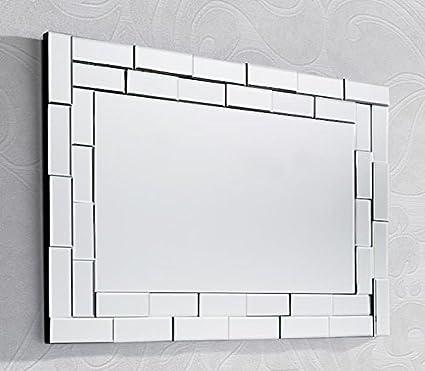 générique Miroir Mural Design 87,5X60