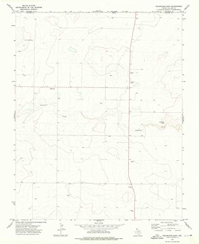 - YellowMaps Coldwater East TX topo map, 1:24000 Scale, 7.5 X 7.5 Minute, Historical, 1973, Updated 1976, 26.9 x 22 in - Polypropylene