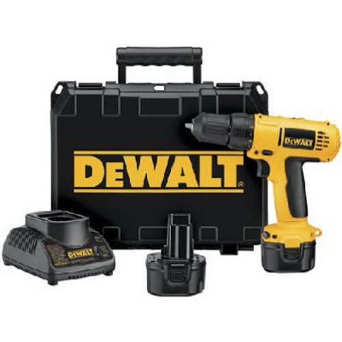 DEWALT DC750KA 9 6-Volt 3/8-Inch Cordless Drill/Driver Kit