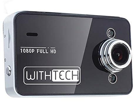 WITHTECH Camara DE Seguridad para Coche COMPACTA: Amazon.es ...