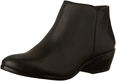 Amazon.com | Sam Edelman Women's Petty Ankle Boot | Ankle & Bootie