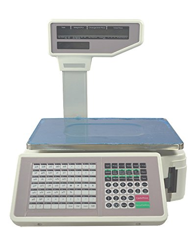 110v Printer (New Commercial Digital Price Computing Scale 66 lbs with Label Printer (110V) (Item#024101))