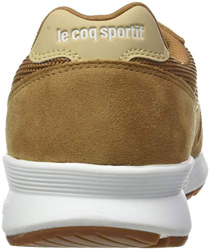 X Omega Homme Coq Sportif Sugar Sport brown Marron Baskets Sugar Brown Marron Le wUat8CqxEw