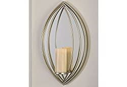Signature Design by Ashley Donnica Wall Sconce, Silver