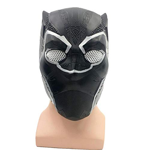 Rwdacfs Halloween mask,Panther Mask Prom Party -