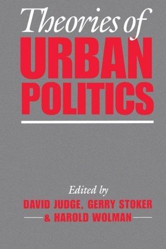 Theories of Urban Politics (Print Only)