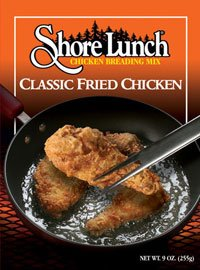 Shore Lunch Original Chicken Breading Mix, 9 Ounce - 10 Per Case. by Shore Lunch