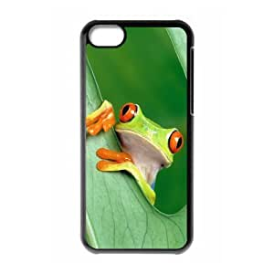 iphone5c phone cases Black Frog fashion cell phone cases YEDS9165126