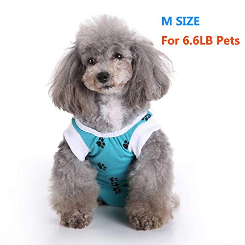 NEPPT Dog Onesie Surgery Ecollar Dog Suitical Recovery