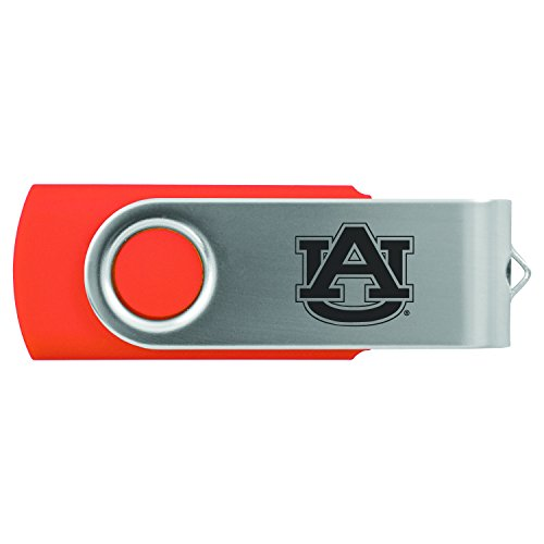 Auburn University -8GB 2.0 USB Flash Drive-Orange by LXG, Inc.