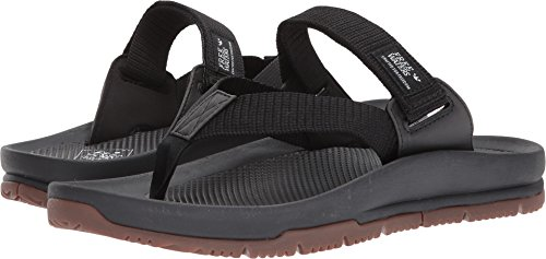 Freewaters Mens Trifecta Sandal Footwear Black iQFAOXD