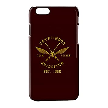 Funda Carcasa Harry Potter para iPhone 6 6S plástico rígido