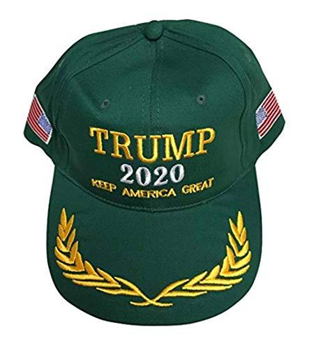 9fd2f522c Make America Great Again Hat Baseball Cap Donald Trump  (Dcap001_2020_Green_Olive)