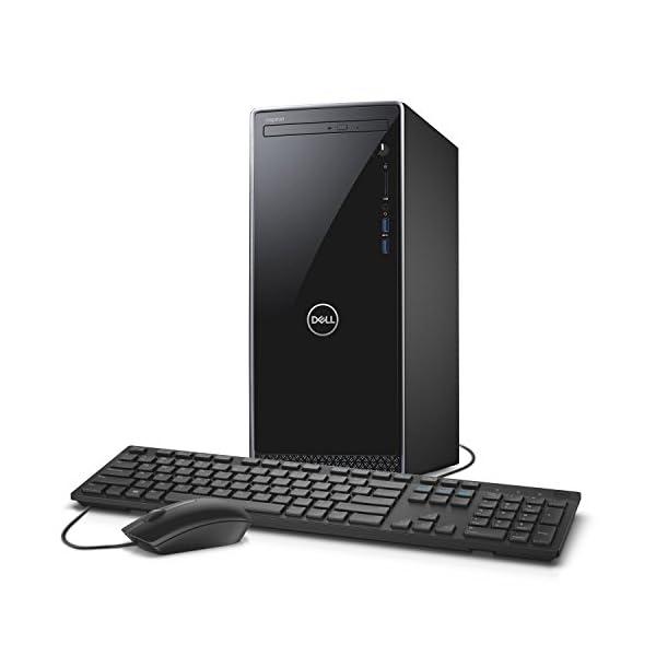 2019 Newest Dell Inspiron Premium Desktop Tower: Latest 9th gen Intel Six-Core i5-9400,...