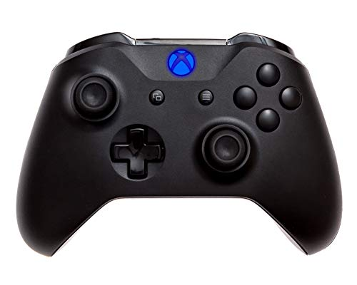 Xbox One S Modded Controller Blackout - Xbox 1 - Master Mod Includes Rapid Fire, Drop Shot, Quick Scope, Sniper Breath, and More - Works for All Shooting Games (The Best Modded Controllers)