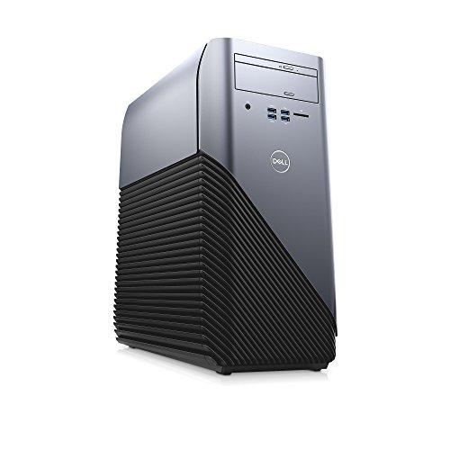 Dell i5675-A933BLU-PUS Inspiron 5675 AMD Desktop, Ryzen 5 1400 Processor, 8GB, 1TB, AMD Radeon RX 570 4GB GDDR5 Graphics, Recon Blue by Dell (Image #4)