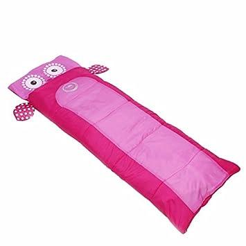zhudj niños de dibujos animados saco de dormir, algodón puro de los niños anti golpe