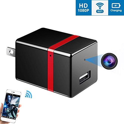 HD 1080P Camera Wifi Wireless Converter Socket Covert Network CAMERA Recorder
