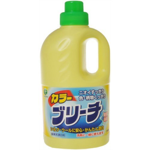 LC ランドリークラブ 液体カラーブリーチ 本体 2000ml 【まとめ買い60個セット】 B073QR67TJ